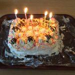 大切な誕生日