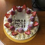 🎊今月のお誕生日🎊